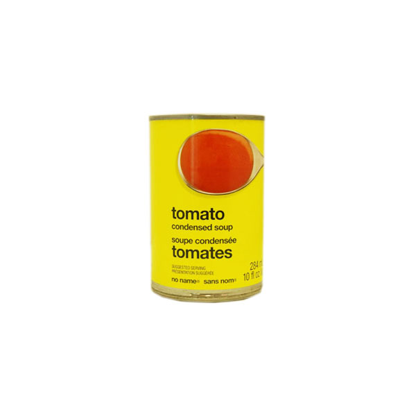 No Name Tomato Soup