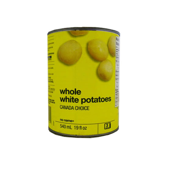 No Name Whole White Potatoes