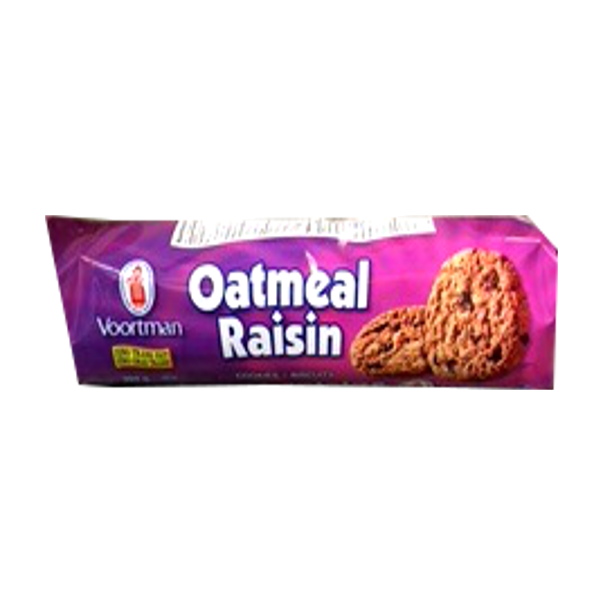 Voortman Oatmeal Raisin Cookies