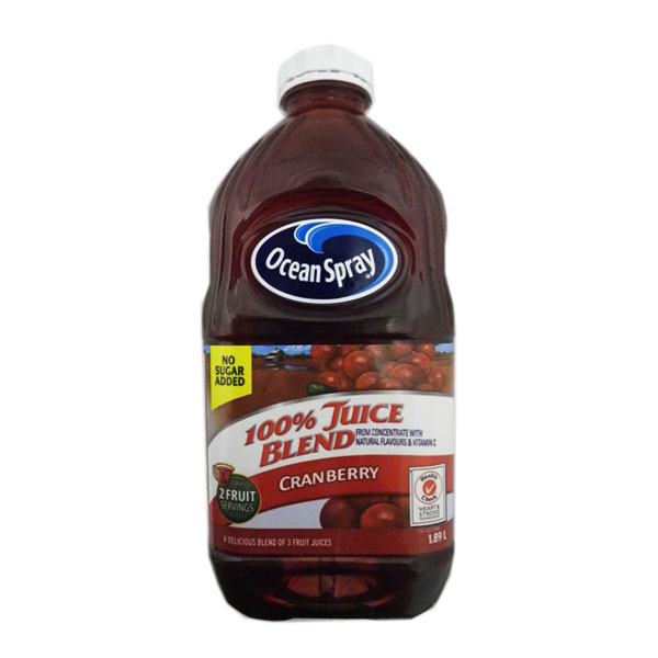 Ocean Spray Cranberry Juice Blend
