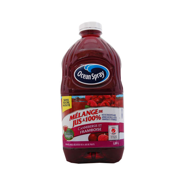 Ocean Spray Cranberry Raspberry Blend