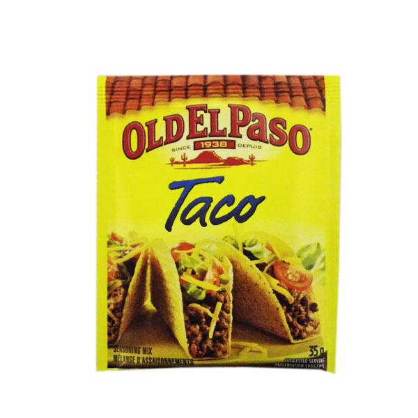 Old El Paso Taco Mix