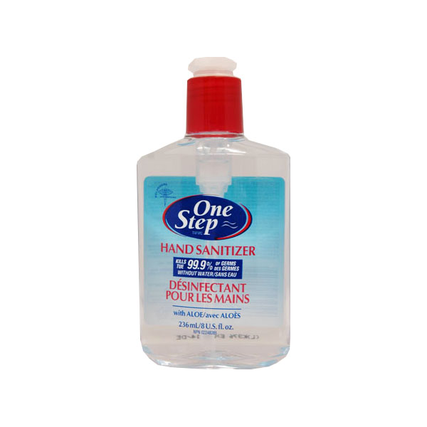 One Step Hand Sanitizer