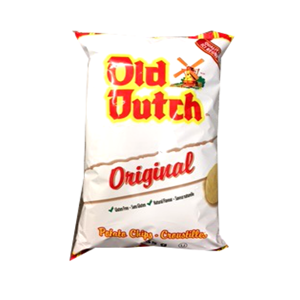 OLD DUTCH ORIGINAL POTATO CHIP