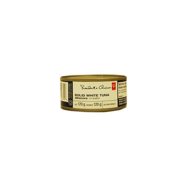 President's Choice Solid White Tuna