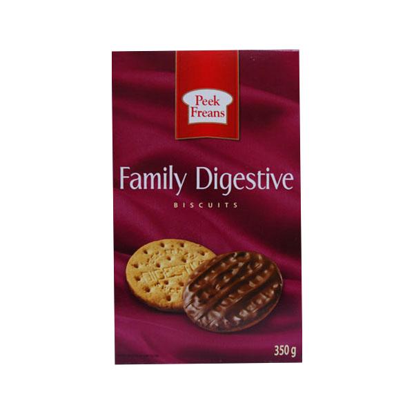 Peak Freans Family Digestive Cookies