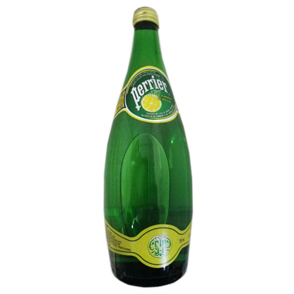 Perrier Lemon Water