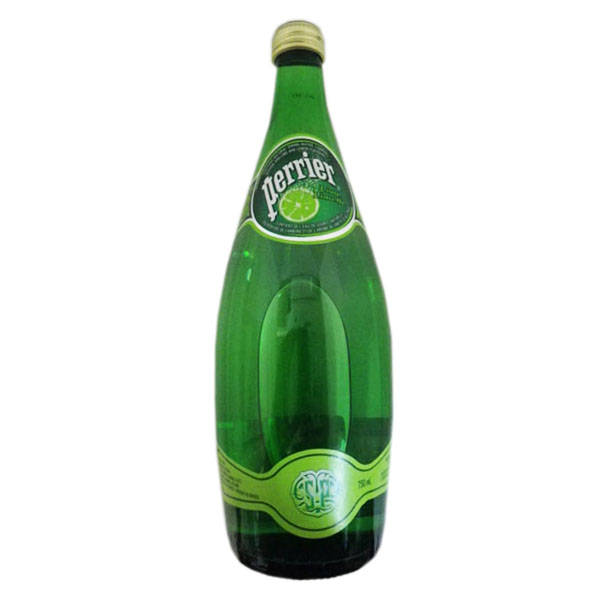 Perrier Lime Water