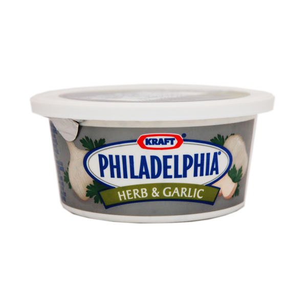 Philadelphia Herb & Garlic Cream Cheese