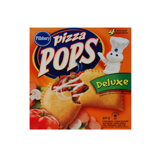 Pizza Pops - Deluxe