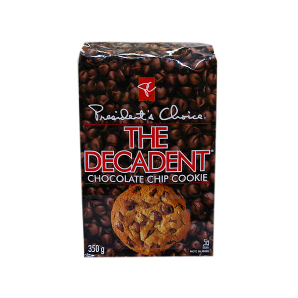 President's Choice The Decadent