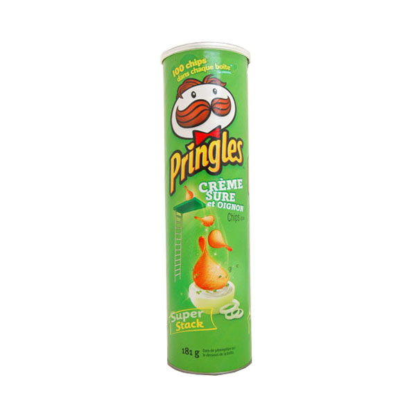 Pringles Sour Cream Super Stack