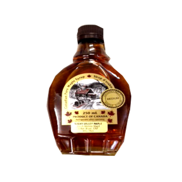 Pure Maple Syrup 250ml