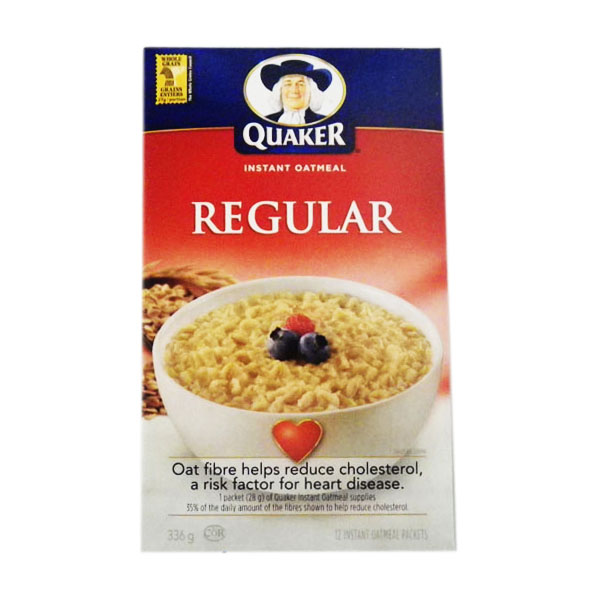Quaker Regular Oatmeal