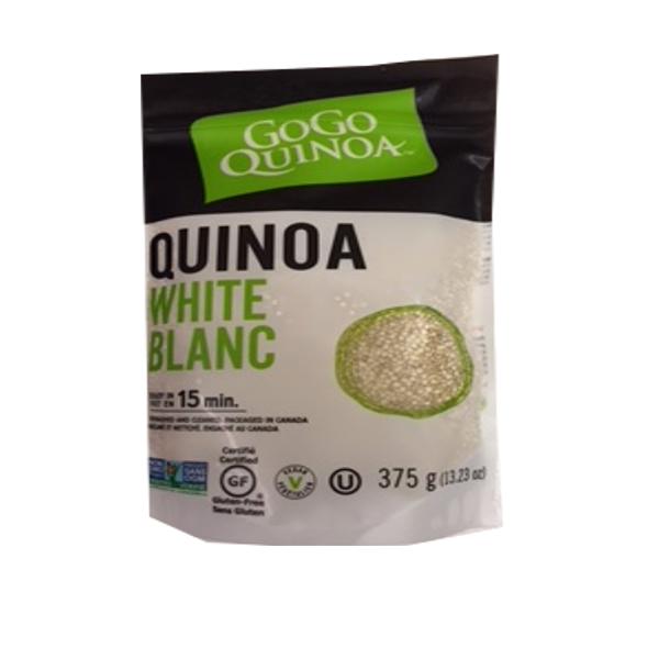 QUINOA WHITE 375G