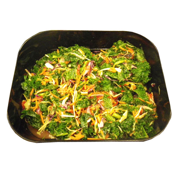 Rainbow Kale Coleslaw - Price per 100 grams
