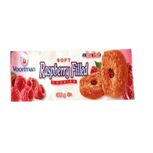 Voortman Soft Raspberry Filled Cookies