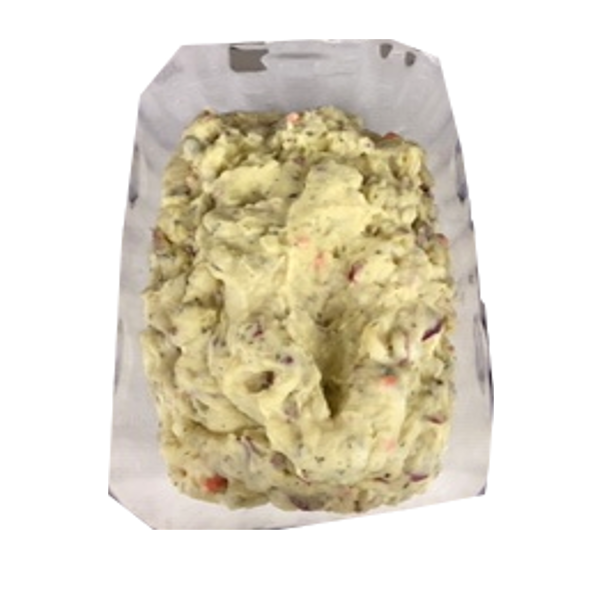 RED POTATO SALAD WITH EGG PER 100G