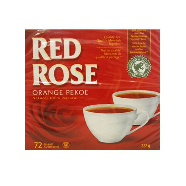 Red Rose 72 Pack