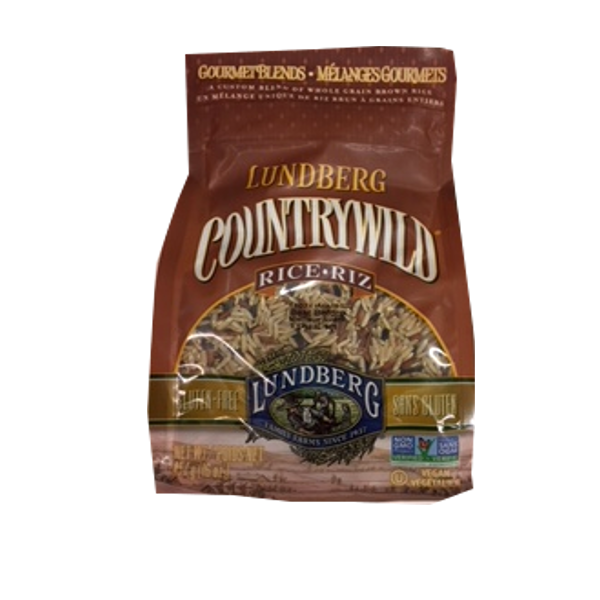 LUNDBERG COUNTRY WILD RICE GLUTEN FREE