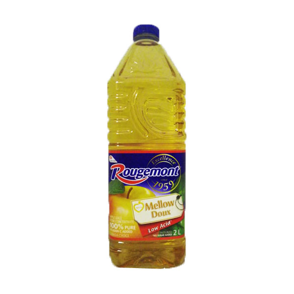 Rougemont Mellow Apple Juice