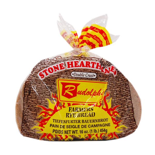 Rudolph's Farmer's Rye Bread