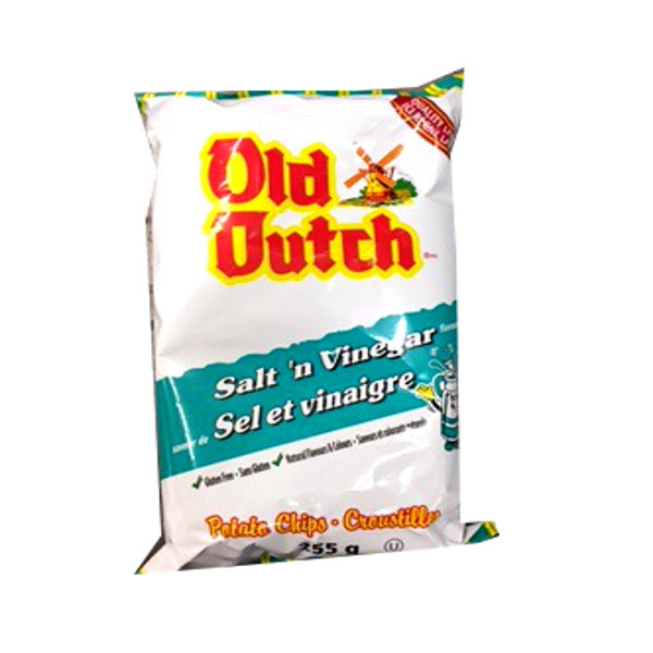 OLD DUTCH SALT N VINEGAR