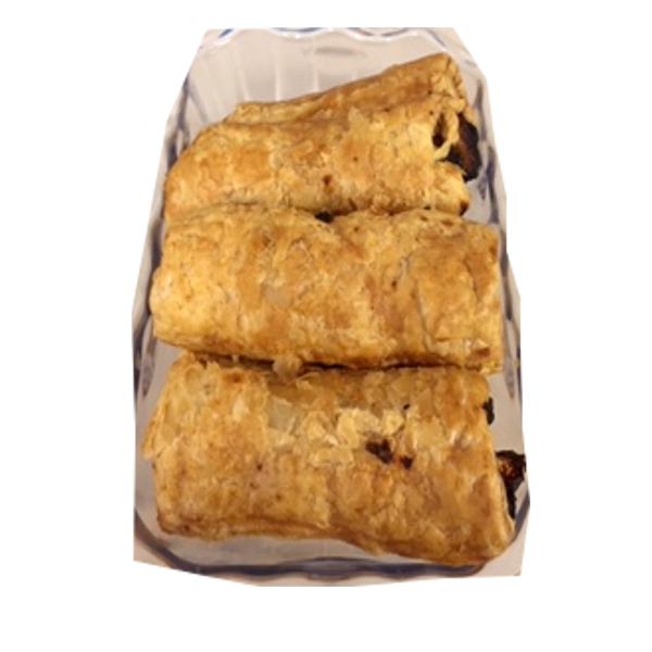 SMOKEY JOE SAUSAGE ROLLS OCTOBERFEST