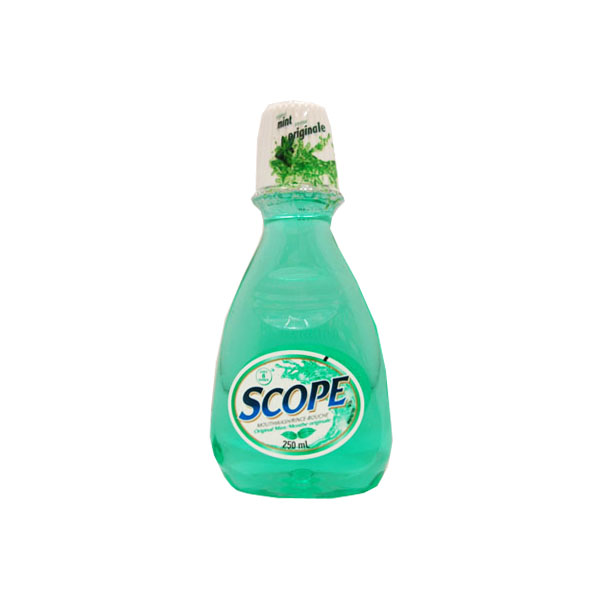 Scope Mouthwash - Original Mint