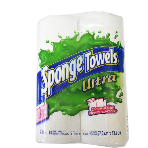 Scott's Sponge Towels