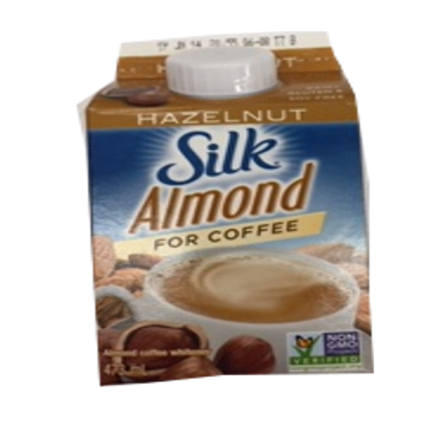 SILK ALMOND FOR COFFEE