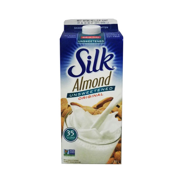 Silk Almond Milk Unsweetened Original
