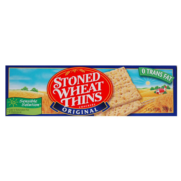 Stoned Wheat Thins Original