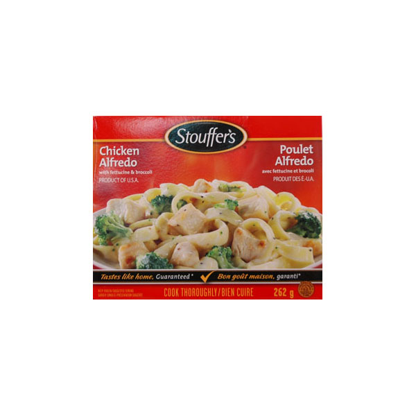 Stouffer's Chicken Alfredo