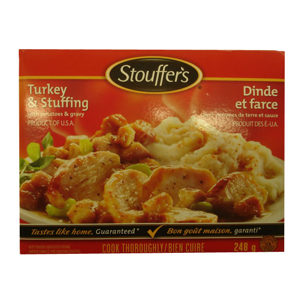 Stouffer's Turkey & Stuffing