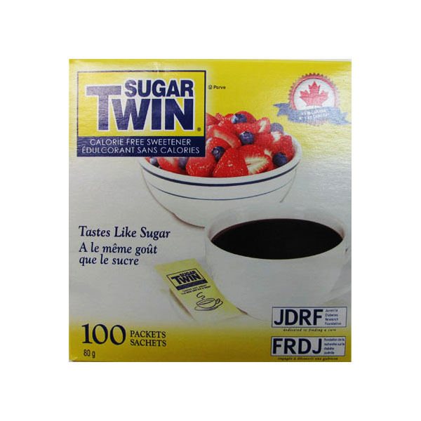Sugar Twin Sweetener Packets