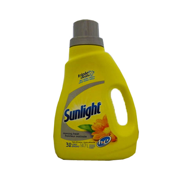 Sunlight Triple Clean Detergent