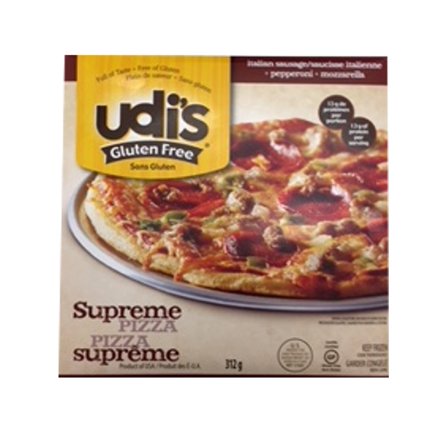 UDIS SUPREME PIZZA