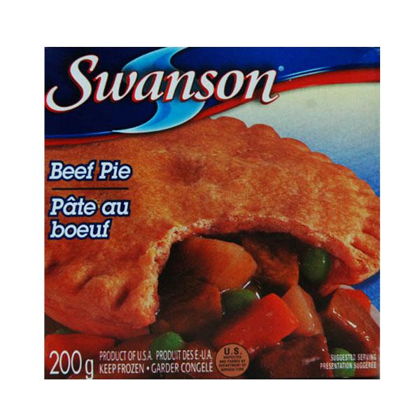 Swanson Beef Pies