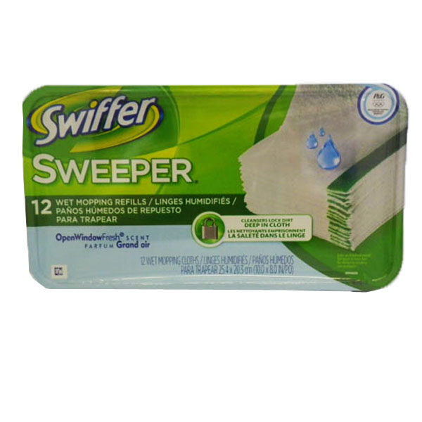 Swiffer Wet Cloth Refills