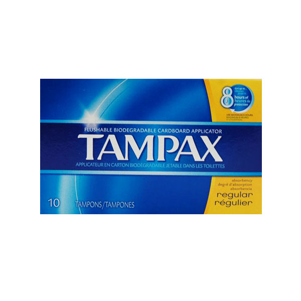 Tampax Pearl - Regular.