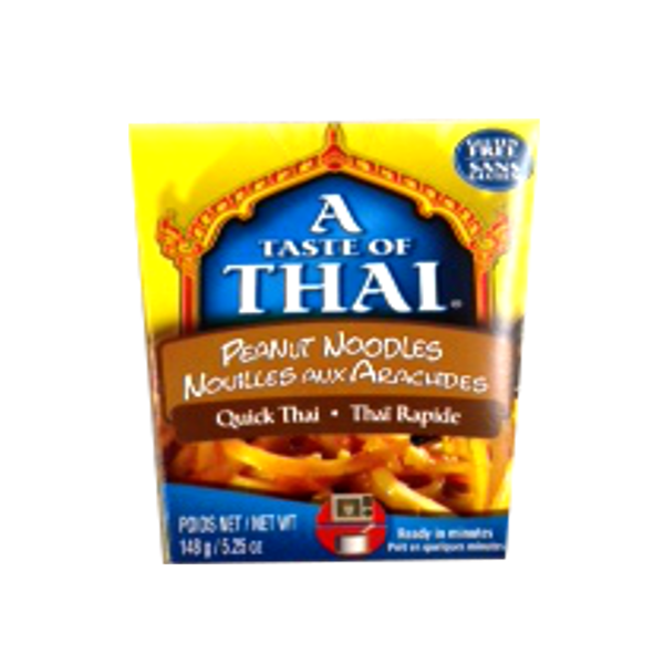 Taste Of Thai Peanut Noodles