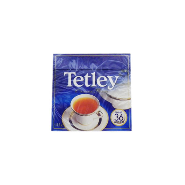 Tetley Orange Pekoe 36 Bags