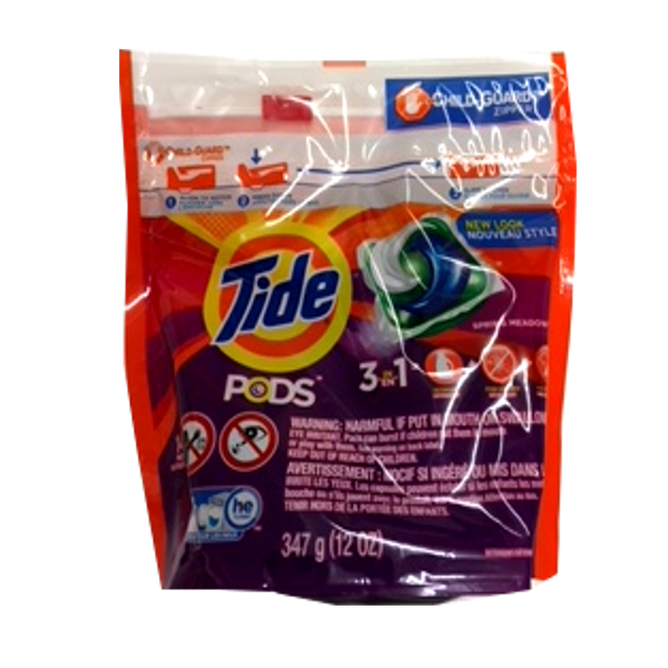 TIDE POD SPRING MEADOW 14 PAC