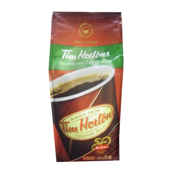 Tim Hortons Decaffeinated Coffee