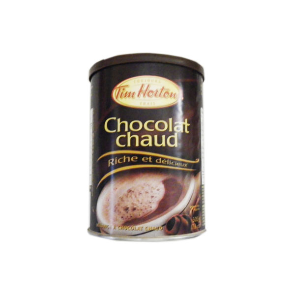 Tim Horton's Hot Chocolate Mix