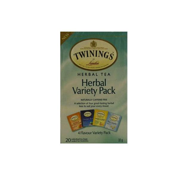 Twinings Herbal Variety Pack