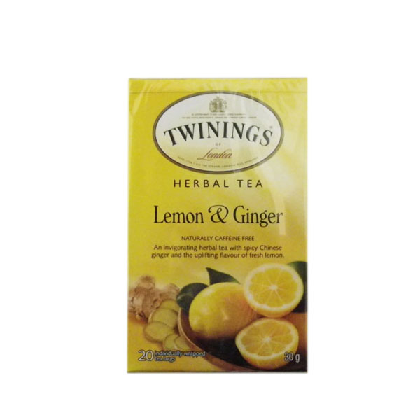Twinings Lemon & Ginger Tea