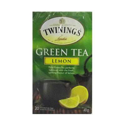 Twinnings Lemon Green Tea