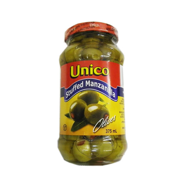 Unico Stuffed Manzanilla Olives
